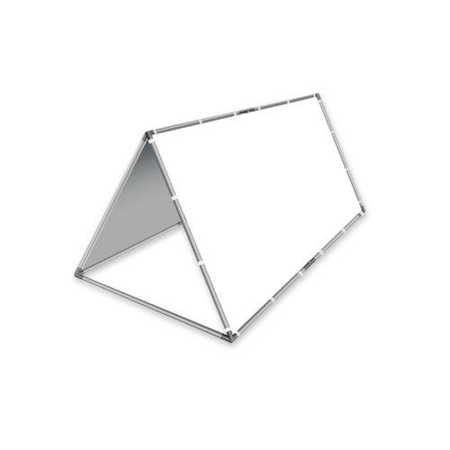 Double-sided Aluminium A-FRAME