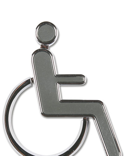 Icon Sign Figure - Handicap