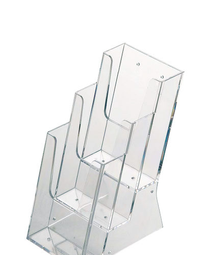 Acrylic Multi Dispenser 3xM65